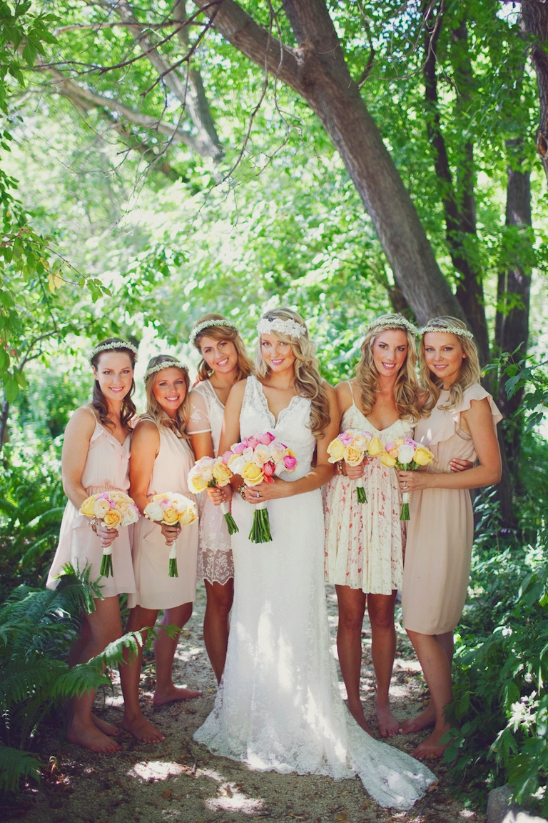Search results for mismatched bridesmaid dresses weddinggawker mismatched bridesmaid dresses ombrellifo Choice Image