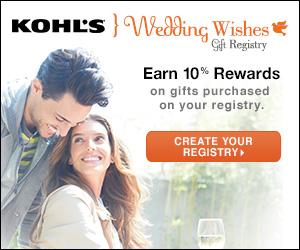 Kohl\\\'s Gift Registry