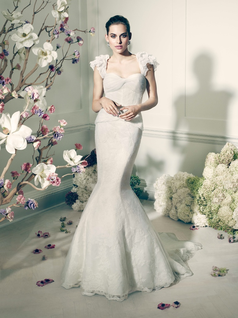 2life | Walk Down The Aisle In Red-Carpet Style With \'Truly Zac Posen\'