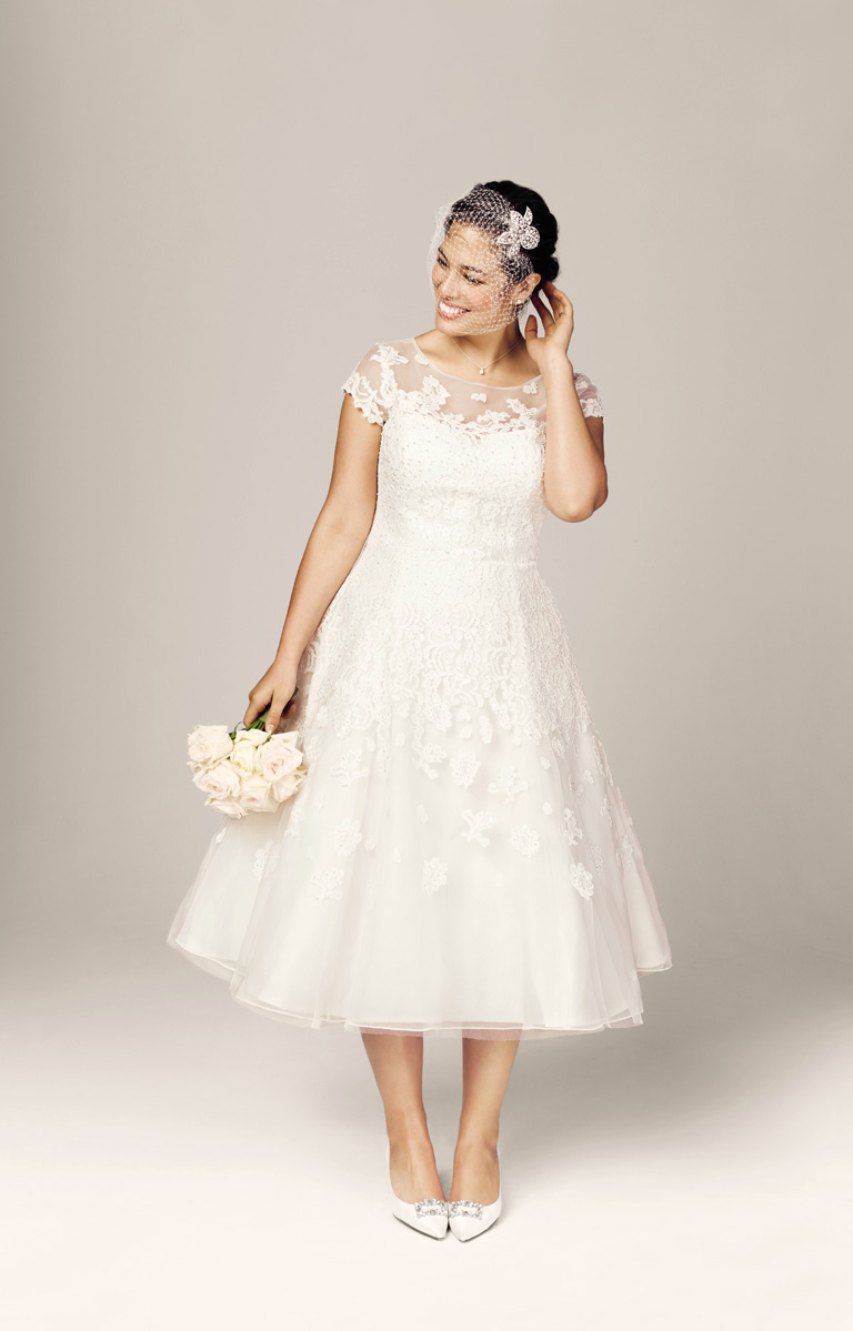 2life our favorite designers for plus size brides for Plus size wedding dress designers