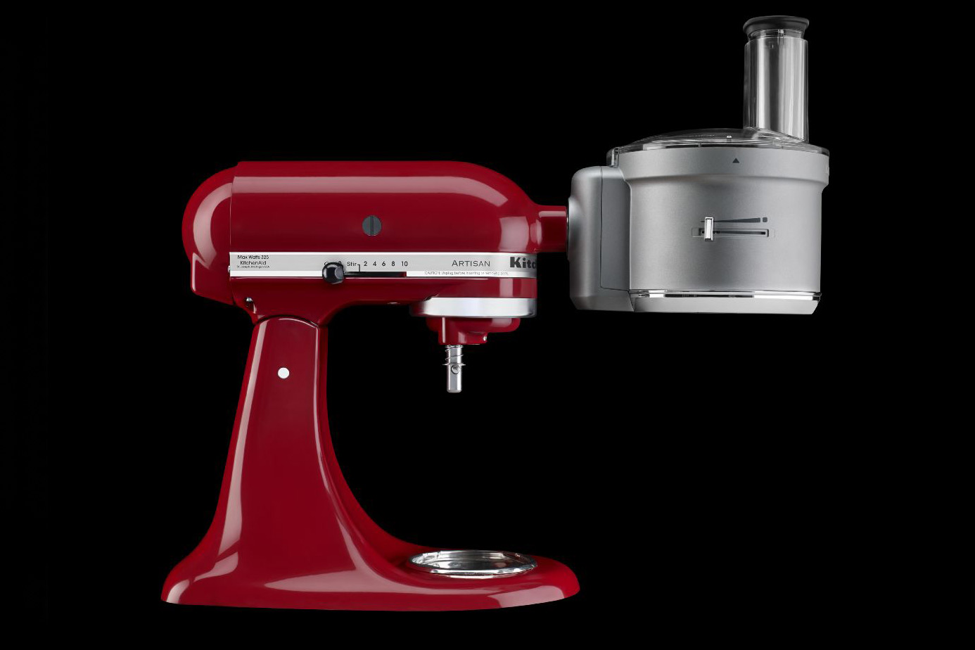 Can Use Kitchenaid Stand Mixer Food Processor