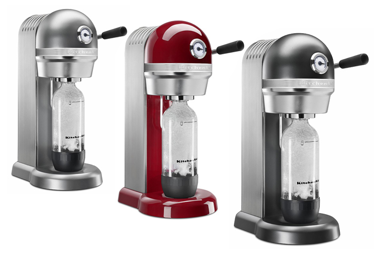 machine a soda kitchenaid