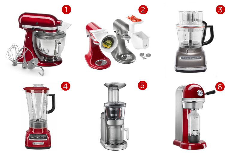 are different brands juicers choose from and