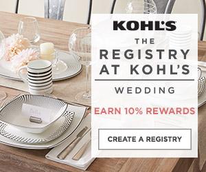 Kohls Gift Registry 2015