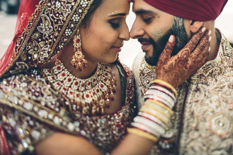 Hindu Wedding Invitations Toronto: Marissa & Oppi: All Decked Out