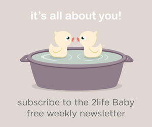 Sign up to the 2life Baby Newsletter