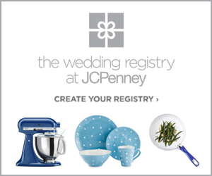 JCPenney Wedding Registry