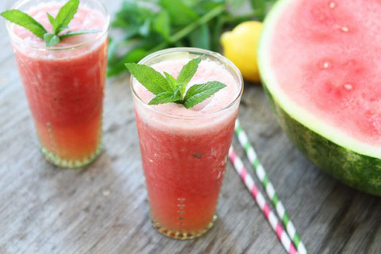Watermelon-Lemon-Coconut-Drink