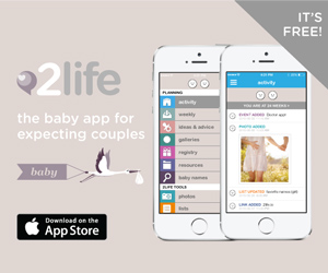 Download the 2life Baby App
